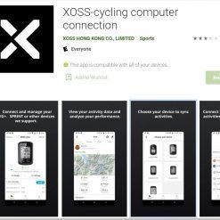 XOSS G GPS Bike Computer APP