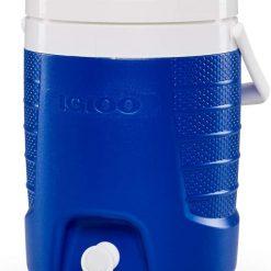 Igloo 2-Gallon Sport Beverage Cooler, Majestic Blue, Model Number: 31377