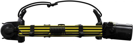 Ledlenser, iLH8 Focusing Headlamp, Intrinsically Safe, High Power LED, 280 Lumens