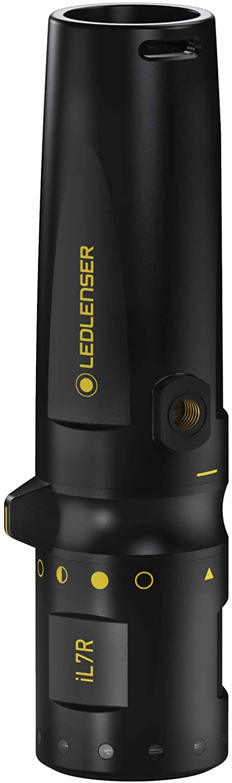 Ledlenser, iL7 Focusing Flashlight, Intrinsically Safe, High Power LED, 340 Lumens