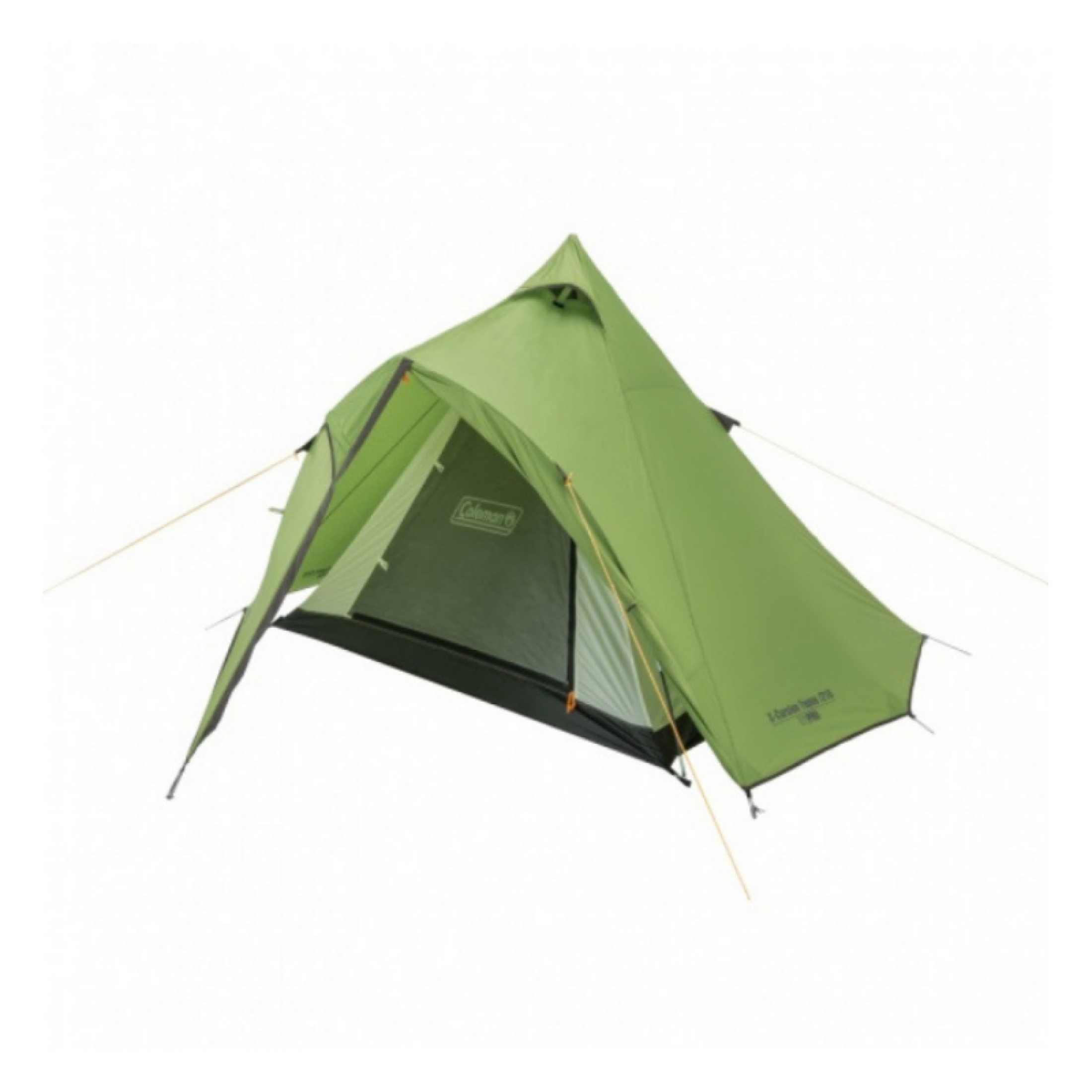COLEMAN X-Cursion Tepee Tent, camping, hiking, outdoor activities, adventure