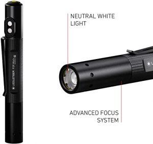 LEDLENSER P2R Work Rechargeable Penlight