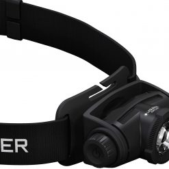 Ledlenser, H5 Core Headlamp, 350 lumens, Advanced Focus System, Battery Operated, Dimmable, Dustproof, Waterproof, Ledlenser Connecting System