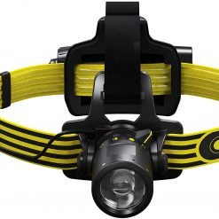 Ledlenser, iLH8 Focusing Headlamp, Intrinsically Safe, High Power LED, 280 Lumens