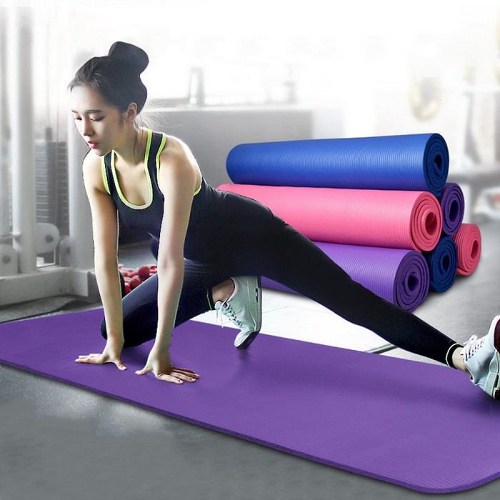 NBE 10MM Exercise Yoga Mat