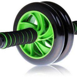 Abs roller green