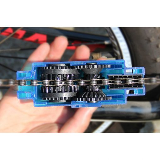 Bicycle Chain Cleaner Brush Set 5