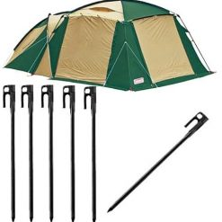 COLEMAN Round Screen 2 Room House Tent