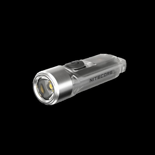 NITECORE TIKI GITD Mini KeyChain Light 300 Lumens Triple light USB Rechargeable Lightweight Torches EDC Lamp Travel Light
