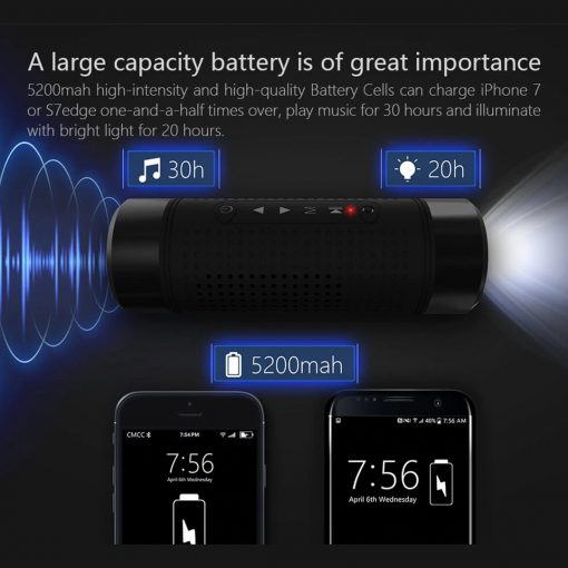 JAKCOM OS2 Outdoor Bluetooth Speaker 10 1