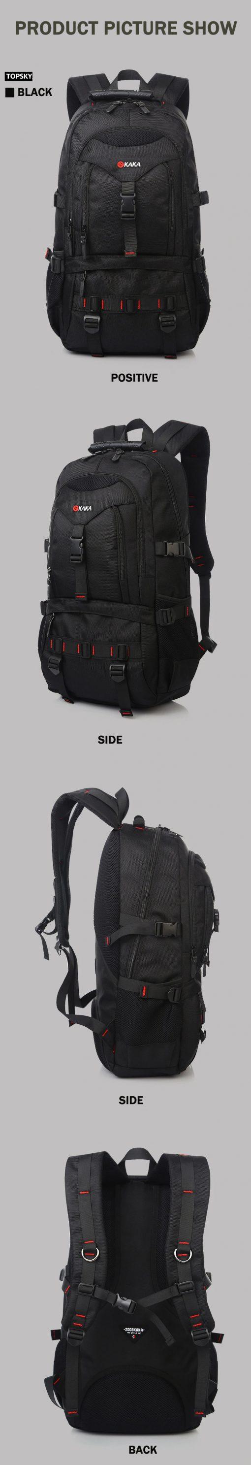 KAKA 35L Water Resistance Backpack 5