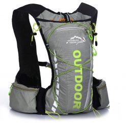 Local Lion Outdoor 10L Hydration Backpack Grey