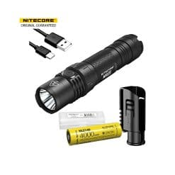 NITECORE MH10S USB Rechargeable Flashlight