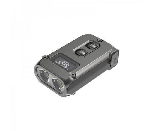 NITECORE TINI 2 USB Rechargeable Keychain Flashlight