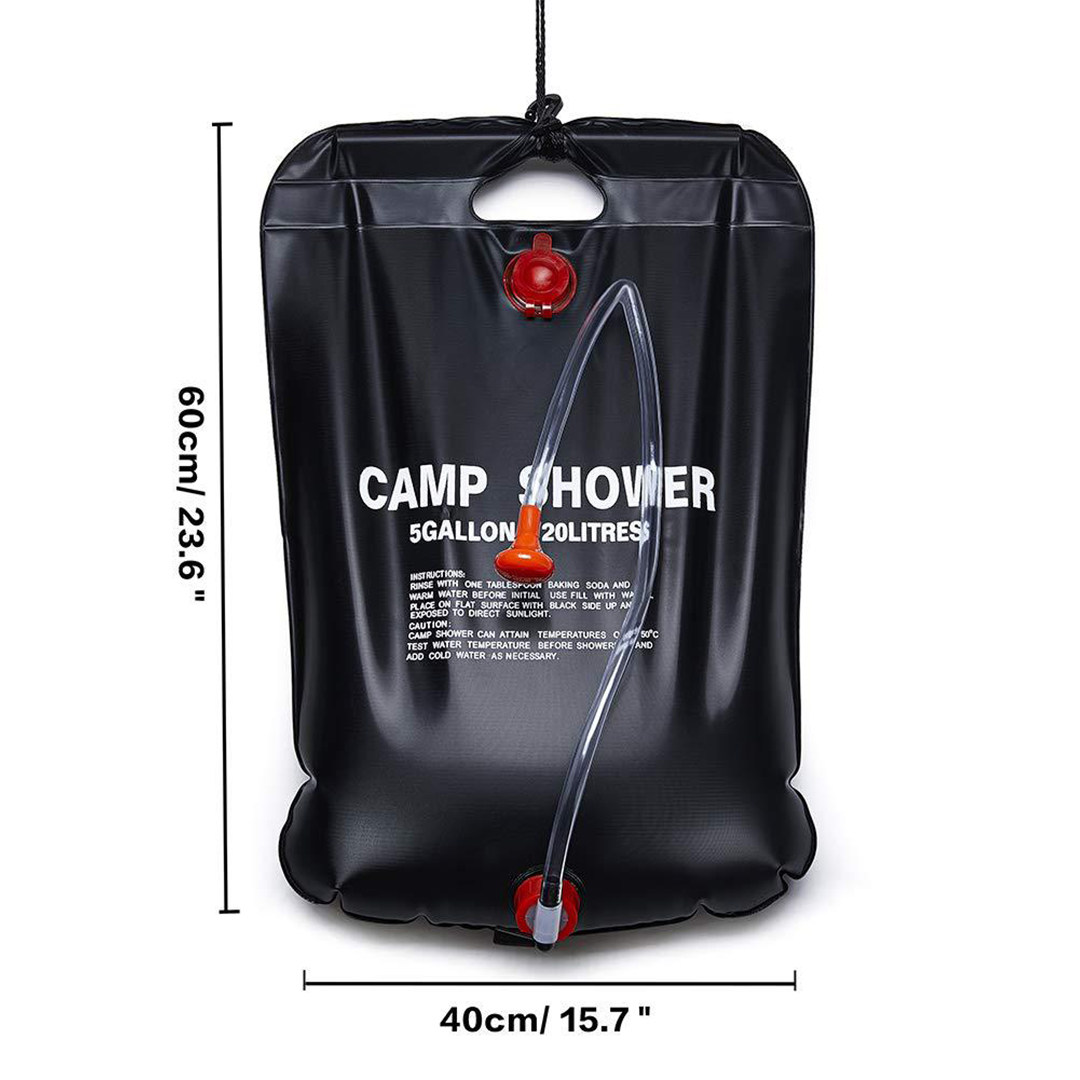 Outdoor Camping Shower Bag