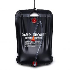 Outdoor Camping Shower Bag 20L