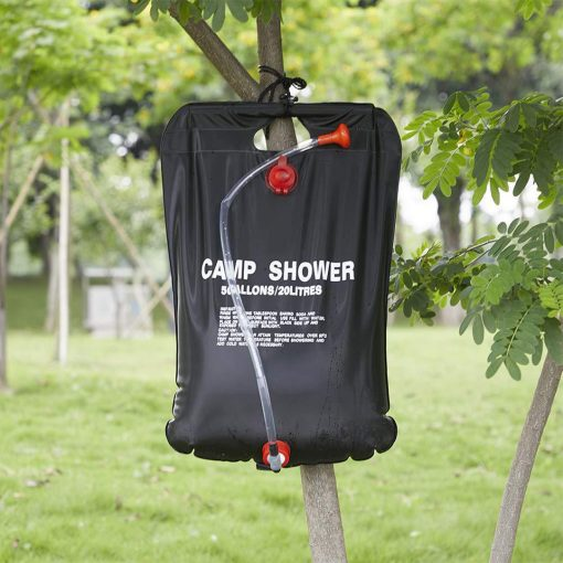 Outdoor Camping Shower Bag 20L 3