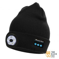 TBF Bluetooth Knitted Hat with LED Light