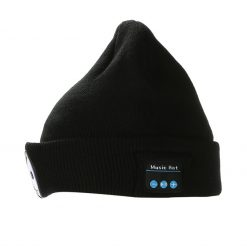 TBF Bluetooth Knitted Hat with LED Light 4