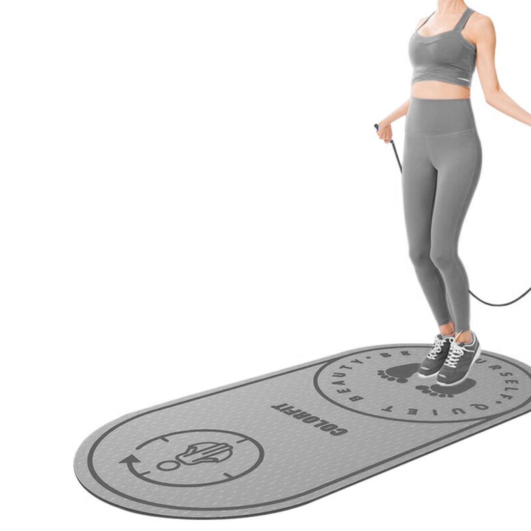 TBF Indoor Skipping Yoga Mat, yoga mat, yoga mat malaysia, best yoga mat malaysia, yoga mat price malaysia, buy yoga mat malaysia