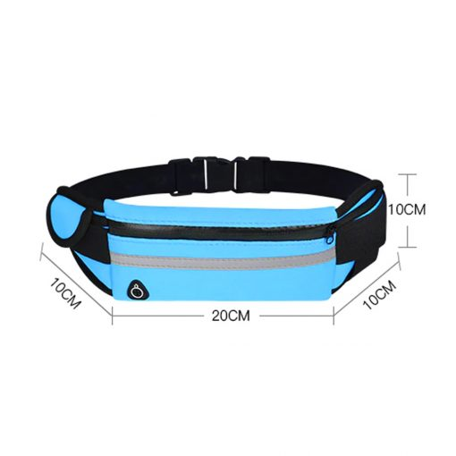 TBF Multipocket Running Belt 2
