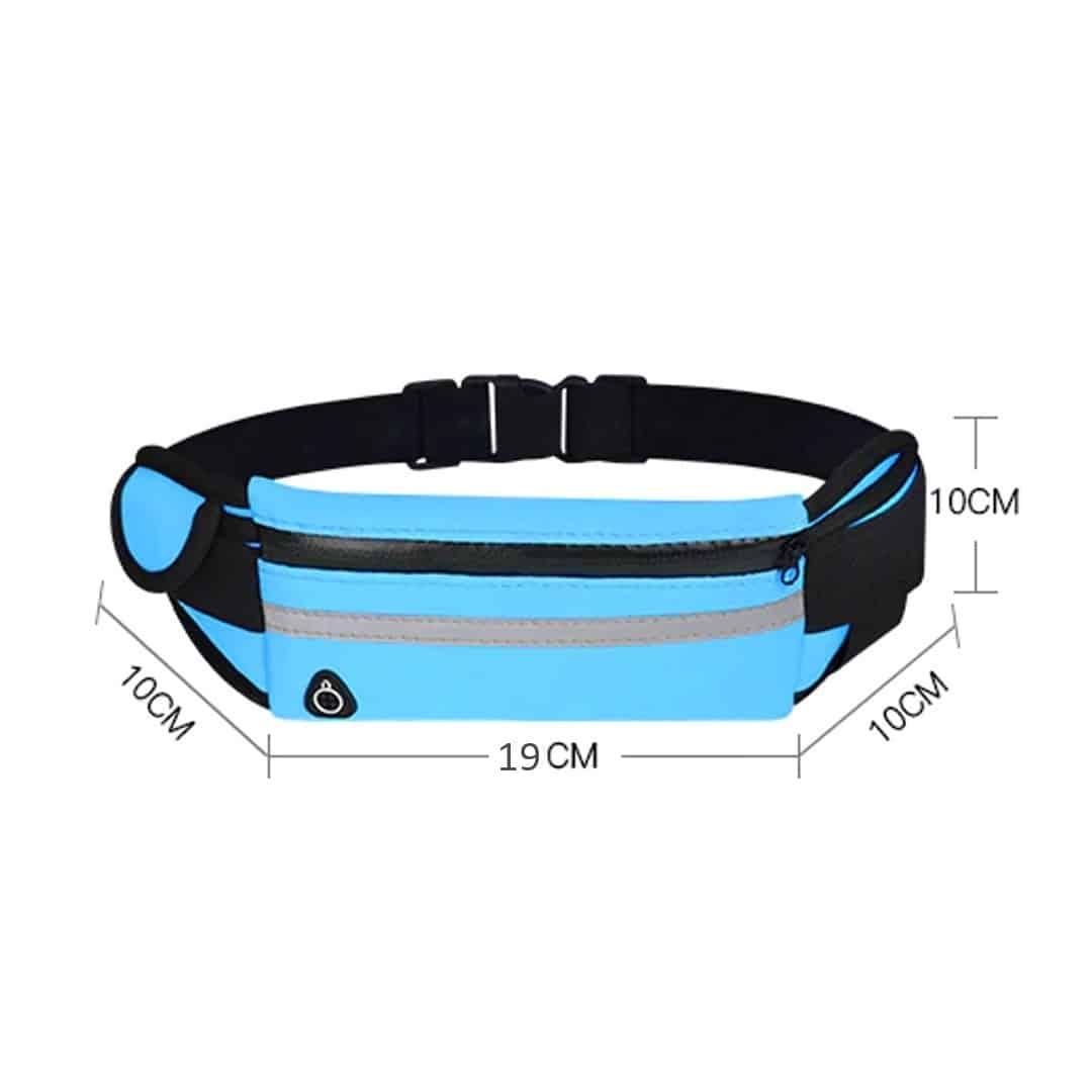 TBF Multipocket Running Belt, running belt, running belt malaysia, running pocket belt, running belt marathon, tali pinggang maraton