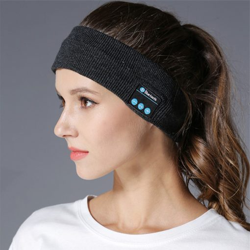 TBF Multipurpose Bluetooth Music Headband 1