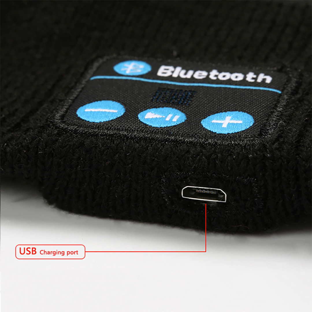TBF Multipurpose Bluetooth Music Headband, wireless, smartphone, head scarf, sleeping mask