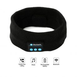 TBF Multipurpose Bluetooth Music Headband 4