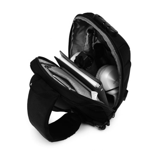 TBF OZUKO Anti Theft Sling Bag 2