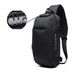 TBF OZUKO Anti Theft Sling Bag 6