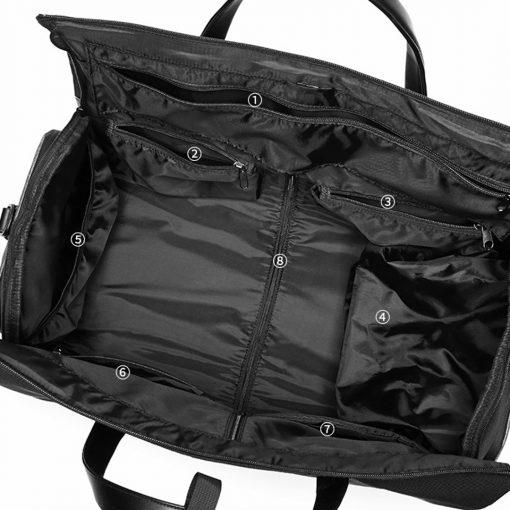 TBF OZUKO Multifunction Travel Bag 11