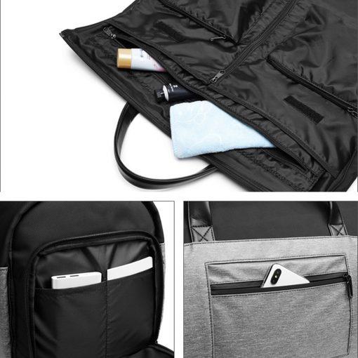 TBF OZUKO Multifunction Travel Bag 9