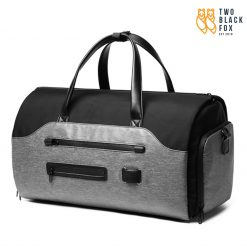 TBF OZUKO Multifunction Travel Bag Grey