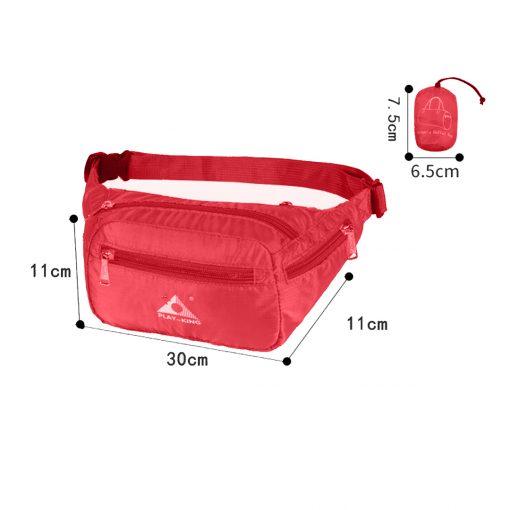 TBF Outdoor Foldable Waist Pouch SZ