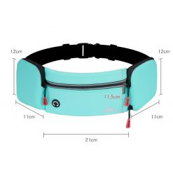 TBF Outdoor Waist Pouch with Water Bottle SZ