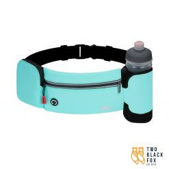 TBF Outdoor Waist Pouch with Water Bottle Sky Blue 1