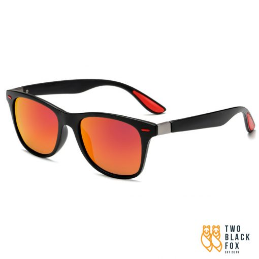 TBF P21 Outdoor Sunglasses Sunset Orange