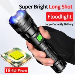 Tahan M11 LED Torchlight 3