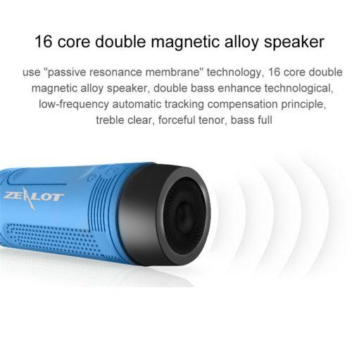 ZEALOT S1 Wireless Bluetooth Speaker 1 2