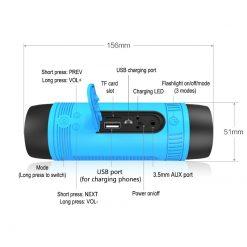 ZEALOT S1 Wireless Bluetooth Speaker