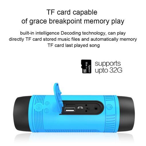 ZEALOT S1 Wireless Bluetooth Speaker 7 2