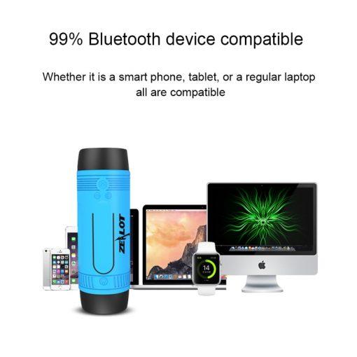 ZEALOT S1 Wireless Bluetooth Speaker 9 2