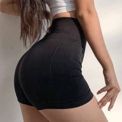 Active Jade Women Shorts Black 1 1