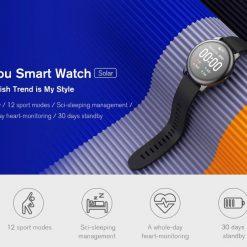 Haylou LS05 Solar Smartwatch 01