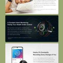 Haylou LS05 Solar Smartwatch 04