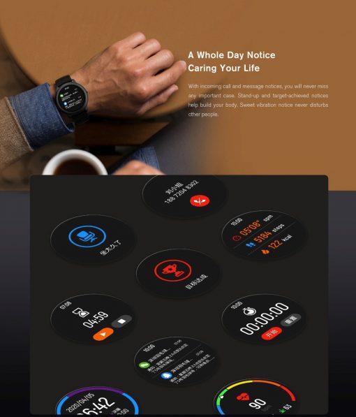 Haylou LS05 Solar Smartwatch 05
