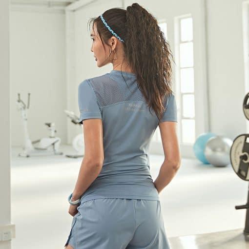 LEAD Women Sport Shirt2