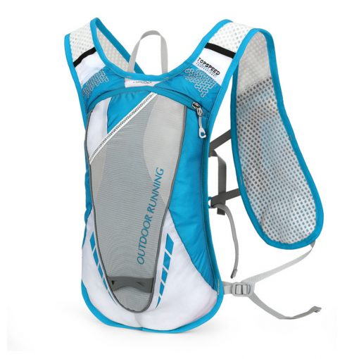 Local Lion Outdoor 5L Hydration Backpack Blue