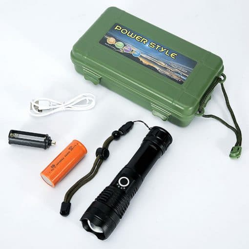 Xinsite X80 Torchlight with USB Charger